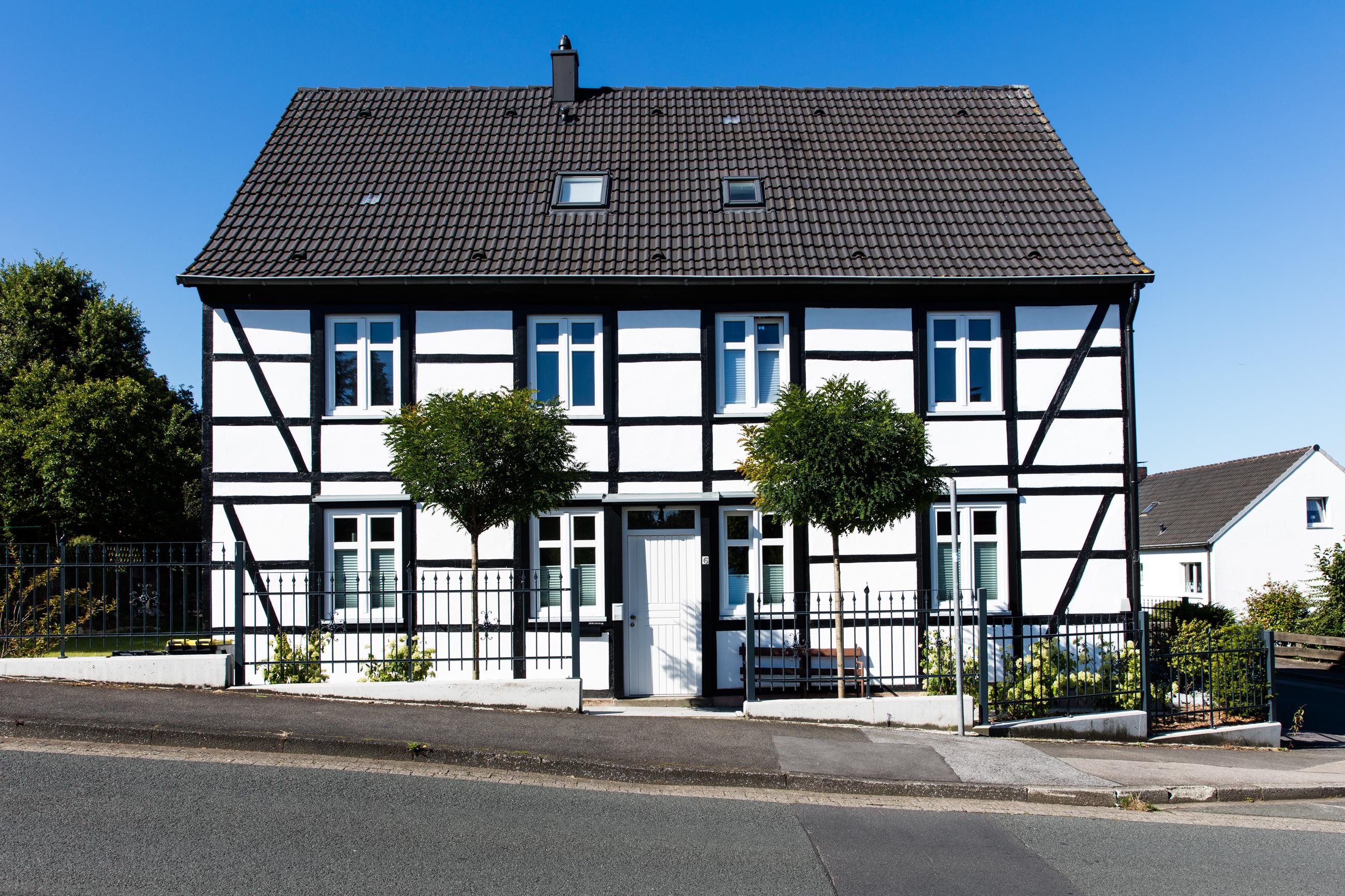 Sanierung Eines Fachwerkhaus Hilker Jochheim