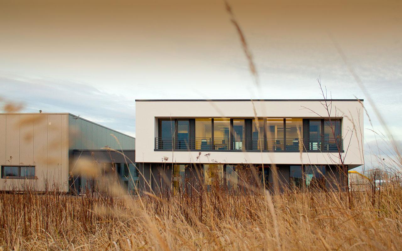 Neubau für Firma Contura in Menden